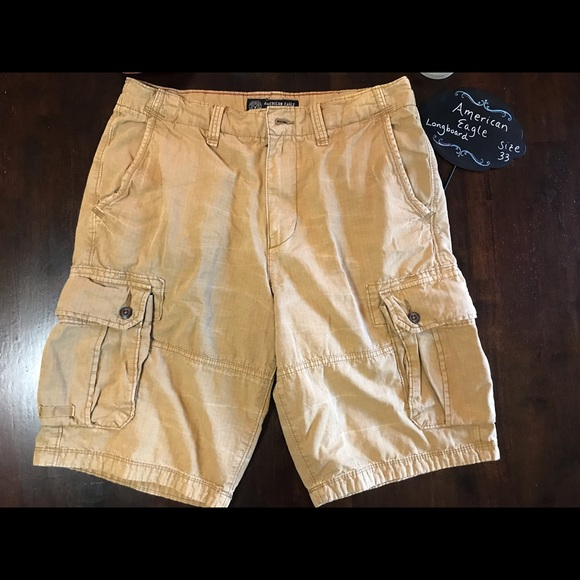 American Eagle Outfitters Other - 🐷 American Eagle Longboard Cargo Shorts - EUC